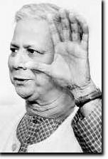 Nobel Peace Prize-winner Prof. Muhammad Yunus