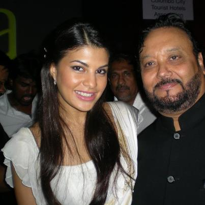Jacqueline Fernandez (Popular Bollywood Actress) & Alston Koch